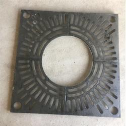 铸铁护树板-皇冠工匠铁艺铸造厂(在线)-曲江区铸铁护树板图片