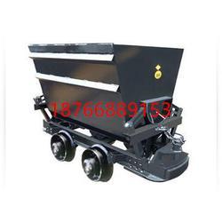 大容量翻斗式矿车,顺源厂家专业技术生产供应图片