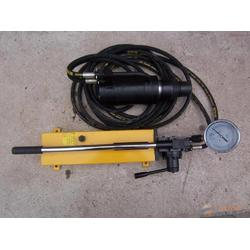 顺源新款MS15-150/60型手动锚索张拉机具张拉力度大图片