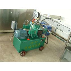 顺源试压泵厂家,4DSY-16型电动试压泵图片