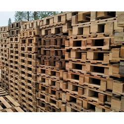 合肥木托盘-合肥松滋可按需求定制-回收废旧木托盘图片