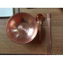 铜筷子铜碗铜勺图片