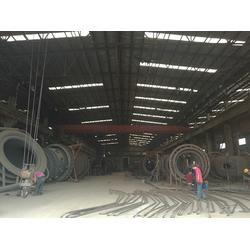 180吨末段汽化烟道|朝阳汽化烟道|北冶管道图片