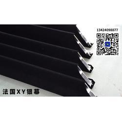 XY幕布4K斜纹编织透声幕-ZHK-BlackCrystal厂商图片