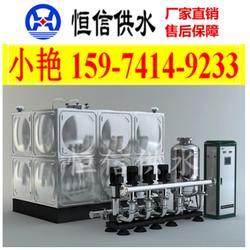 变频调速供水加压系统图片