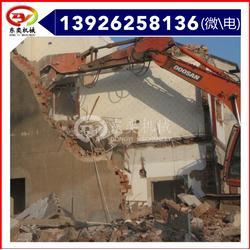 混凝土液壓鉗子 挖機液壓粉碎鉗 拆遷機圖片