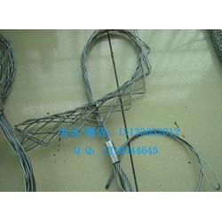 70-95电缆包覆式网套 电缆蛇皮套 电缆中间牵引网套图片