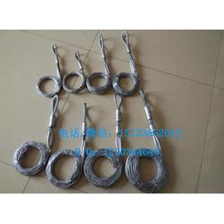 70-95电缆单头网套电缆蛇皮套拉管网套不锈钢图片