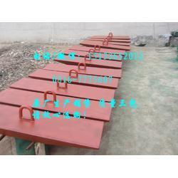 电力用船型地桩 船型地锚出口 重量 尺寸图片
