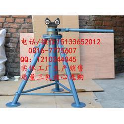 立柱式放线架1吨电缆放线架机械放线架图片