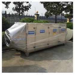 橡胶废气处理设备 低温等离子除臭设备图片