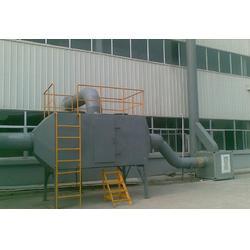 活性炭吸附箱-活性炭吸附装置 喷漆废气除臭设备图片