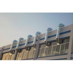 白云区白铁通风管道安装、专注白铁通风管道安装、宸熙环保工程图片