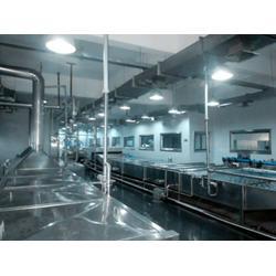 白铁加工 厨房排烟,白云厨房烟罩白铁,宸熙环保工程(查看)图片