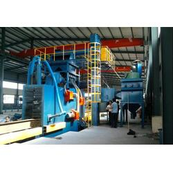 石材抛丸机,林达机械(在线咨询),南京抛丸机图片