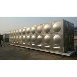 不锈钢太阳能水箱图片