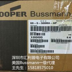 Eaton/BUSSMANN保险丝SS-5-500mA250V贴片保险丝图片