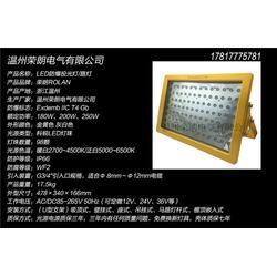 200W防水防尘LED防爆投射灯图片