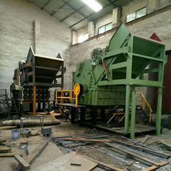 豫晓机械1300型废钢破碎机废旧金属破碎机彩钢瓦粉碎机图片