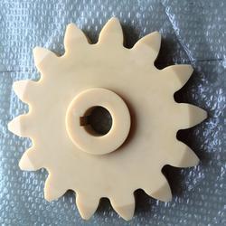 超高分子聚乙烯齿轮厂家直销图片