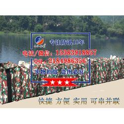 防汛物资生产厂家-专业堵水墙定做图片