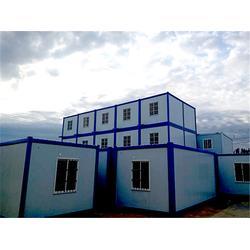 工地集装箱房-天津集装箱房-天津法利莱移动板房图片