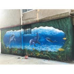 幼儿园墙壁画|晋江壁画|橙与蓝(查看)图片