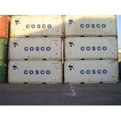 海南冷冻集装箱公司图片