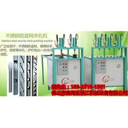 锌钢护栏开料机供应,银江机械,威海锌钢护栏开料机图片