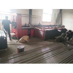 青海铝合金门窗冲孔机-铝合金门窗冲孔机厂家电话-银江机械图片