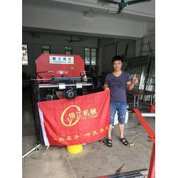 银江机械(图)、龙骨矩管冲床制造商、广东龙骨矩管冲床