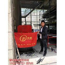 海南超市货架液压冲孔机,超市货架液压冲孔机哪里有卖,银江机械图片