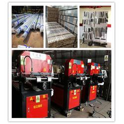 银江机械 自动定位冲孔机多少钱-管材自动定位冲孔机图片