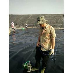 北京土工膜,德旭达土工材料,沉淀池用土工膜行吗图片