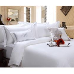 鄂尔多斯酒店布草_床上用品_酒店布草工厂图片