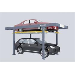 平面移动类立体车库、恒升(在线咨询)、泰安立体车库图片