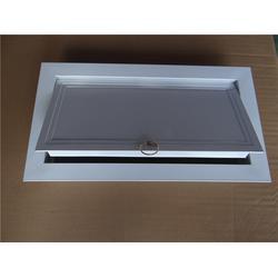 百叶铝合金风口选型、正纳空调厂家直销、百叶铝合金风口图片