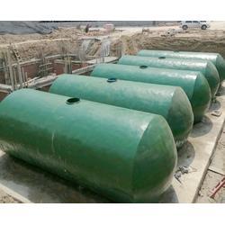 合肥玻璃钢化粪池,玻璃钢化粪池生产厂,安徽百岳(优质商家)图片