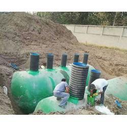 玻璃钢化粪池公司_安徽百岳(在线咨询)_合肥玻璃钢化粪池图片