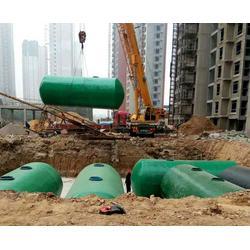 安徽百岳(图),卧式玻璃钢化粪池,安徽玻璃钢化粪池图片