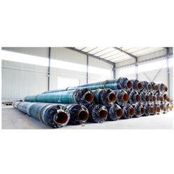 杭州保温钢管-双密封法兰-保温钢管厂家图片