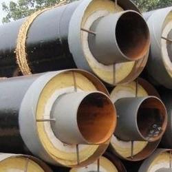 双密封连接保温钢管,涂塑管(在线咨询),石嘴山保温钢管图片