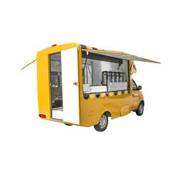 流动汽车餐车生产厂家-莱城区流动汽车餐车-亿车行图片