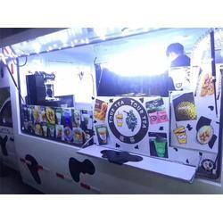 居民区汽车早餐车制造商市场前景如何?图片