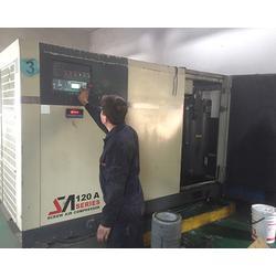 太原低压空压机_太原低压空压机保养_汉钟精密机械(推荐商家)图片