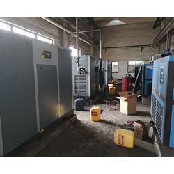 太原空压机节能改造-汉钟精密机械(在线咨询)-太原空压机图片