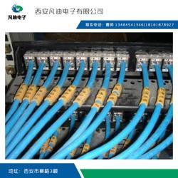 企业综合布线-西安综合布线-凡迪电子门禁图片