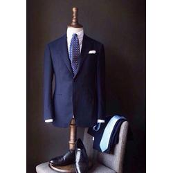 休闲西服定制-总章服饰男士西装定制-马龙西服图片