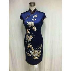 旗袍定制-总章服饰旗袍-定制的旗袍多少钱图片