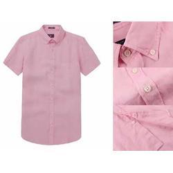 大理短袖衬衫多少钱-大理短袖衬衫-总章服饰私人定制图片